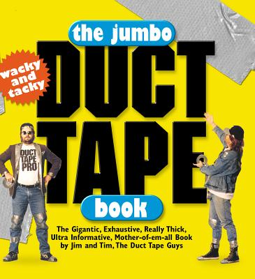 The Jumbo Duct Tape Book - Berg, Jim