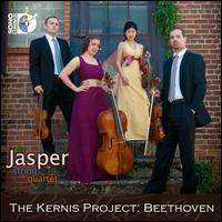 The Kernis Project: Beethoven - J Freivogel (violin); Jasper String Quartet; Rachel Henderson Freivogel (cello); Sae Chonabayashi (violin); Sam Quintal (viola)