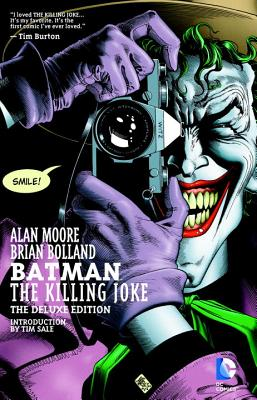 The Killing Joke - Moore, Alan, and Bolland, Brian (Illustrator), and O'Neil, Dennis (Editor)