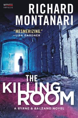 The Killing Room - Montanari, Richard