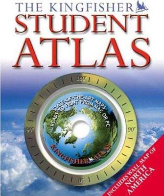 The Kingfisher Student Atlas - Wilkinson, Philip