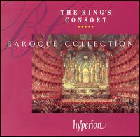 The King's Consort Baroque Collection - Anthony Robson (oboe); Barbara Bonney (soprano); Charles Daniels (tenor); David Miller (theorbo); David Watkin (cello);...