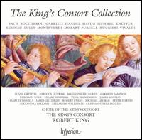 The King's Consort Collection - Alastair Mitchell (bassoon); Alexandra Bellamy (oboe); Andrew Clark (horn); Carolyn Sampson (soprano);...