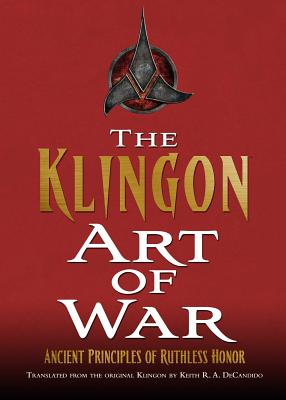 The Klingon Art of War - DeCandido, Keith R a