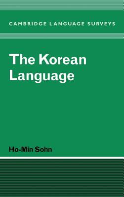 The Korean Language - Sohn, Ho-Min