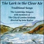 The Lark in the Clear Air: Traditional Songs
