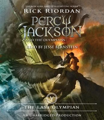 The Last Olympian - Riordan, Rick, and Bernstein, Jesse (Read by)