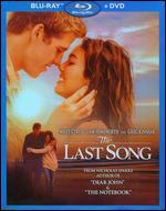 The Last Song [2 Discs] [Blu-Ray/DVD] - Julie Ann Robinson