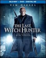 The Last Witch Hunter [Blu-ray] [2 Discs]