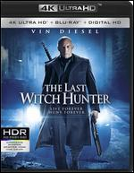 The Last Witch Hunter [Ultra HD Blu-ray] [2 Discs]