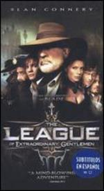 The League of Extraordinary Gentlemen [Definitive Edition] [2 Discs]