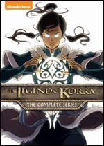 The Legend of Korra: The Complete Series [8 Discs]