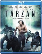 The Legend of Tarzan [Blu-ray]