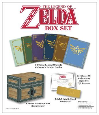 The Legend of Zelda Box Set: Prima Official Game Guide - Hodgson, David, Judge, and Stratton, Stephen