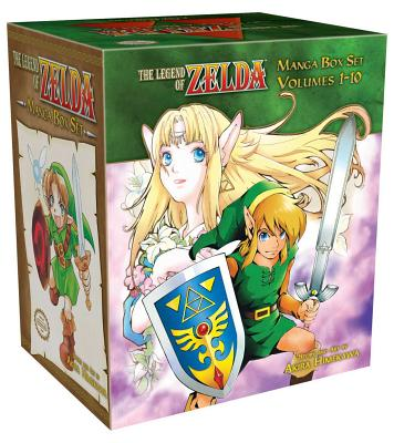 The Legend of Zelda Box Set - Himekawa, Akira
