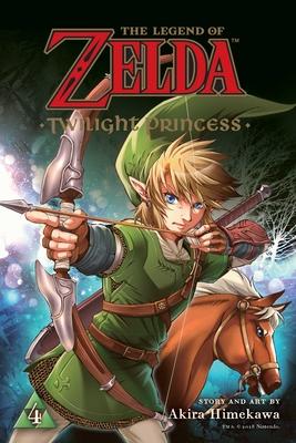 The Legend of Zelda: Twilight Princess, Vol. 4 - Himekawa, Akira