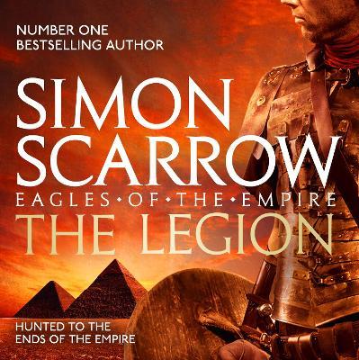 The Legion - Scarrow, Simon, and Keeble, Jonathan (Read by)