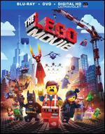 The LEGO Movie [2 Discs] [Includes Digital Copy] [UltraViolet] [Blu-ray/DVD] - Christopher Miller; Phil Lord
