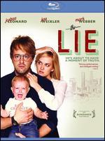 The Lie [Blu-ray] - Joshua Leonard