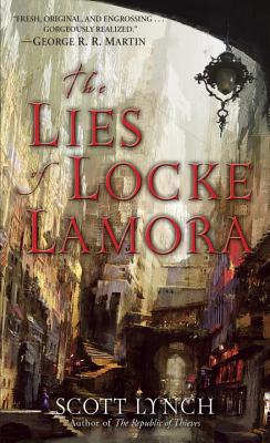 The Lies of Locke Lamora - Lynch, Scott