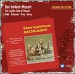 The Lighter Mozart - Erika Köth (soprano); Hermann Prey (bass); Peter Schreier (tenor); Sinnhoffer Kammerorchester München;...