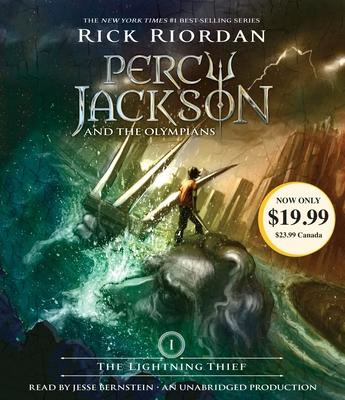 The Lightning Thief - Riordan, Rick, and Bernstein, Jesse (Read by)