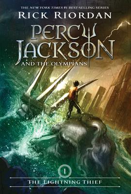 The Lightning Thief - Riordan, Rick