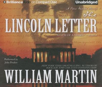 The Lincoln Letter - Martin, William, Sir