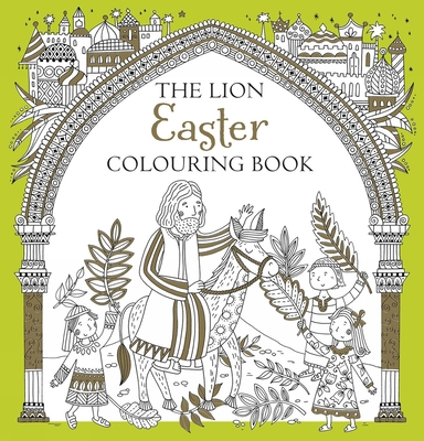 The Lion Easter Colouring Book - Jackson, Antonia