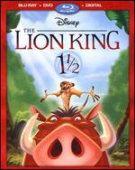 The Lion King 1 1/2 [Includes Digital Copy] [Blu-ray] - Bradley Raymond