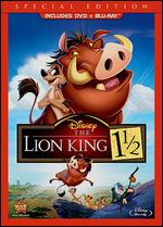The Lion King 1 1/2 [Special Edition] [2 Discs] [DVD/Blu-ray] - Bradley Raymond