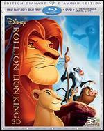 The Lion King [Diamond Edition] [4 Discs] [Includes Digital Copy] [3D/2D] [Blu-ray/DVD]