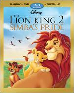 The Lion King II: Simba's Pride [Includes Digital Copy] [Blu-ray/DVD] - Darrell Rooney; Rob LaDuca