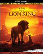 The Lion King [Includes Digital Copy] [4K Ultra HD Blu-ray/Blu-ray]