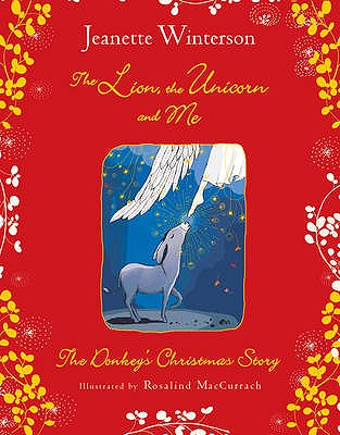 The Lion, the Unicorn and Me - Winterson, Jeanette