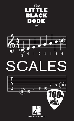 The Little Black Songbook: Scales - Hal Leonard Publishing Corporation