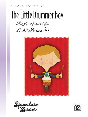 The Little Drummer Boy: Sheet - Davis, Katherine K (Composer), and Onorati, Henry (Composer), and Simeone, Harry (Composer)
