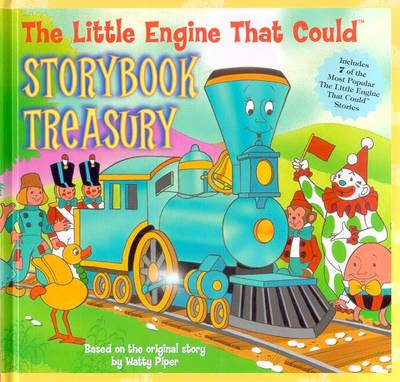 The Little Engine That Could Storybook Treasury - Piper, Watty, PSE