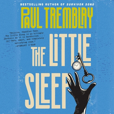 The Little Sleep - Tremblay, Paul, and Simonelli, Pete (Read by)