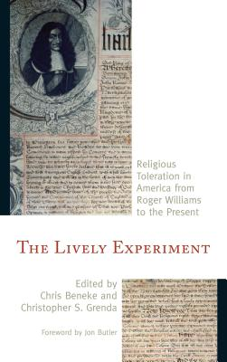 Lively Experiment Rhode Island Book