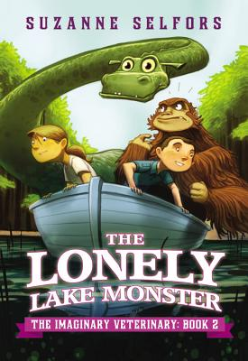 The Lonely Lake Monster - Selfors, Suzanne