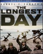 The Longest Day [2 Discs] [Blu-ray/DVD] - Andrew Marton; Bernhard Wicki; Ken Annakin
