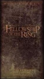 The Lord of the Rings: Fellowship of the Ring [Blu-ray] [5 Discs]