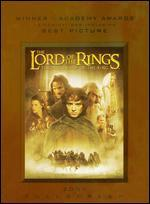 The Lord of the Rings: The Fellowship of the Ring [P&S] [2 Discs] [Academy Award Packaging]