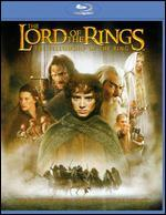 The Lord of the Rings: The Fellowship of the Ring [With Battle of the Five Armies Movie Cash] [Blu-ray] - Peter Jackson