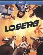 The Losers [2 Discs] [Blu-ray/DVD] - Sylvain White