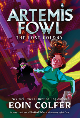 The Lost Colony - Colfer, Eoin