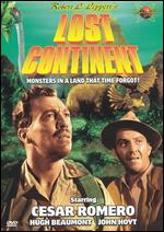 The Lost Continent - Sam Newfield