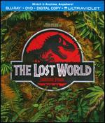The Lost World: Jurassic Park [2 Discs] [Blu-ray/DVD]
