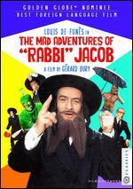 The Mad Adventures of Rabbi Jacob [Blu-ray]